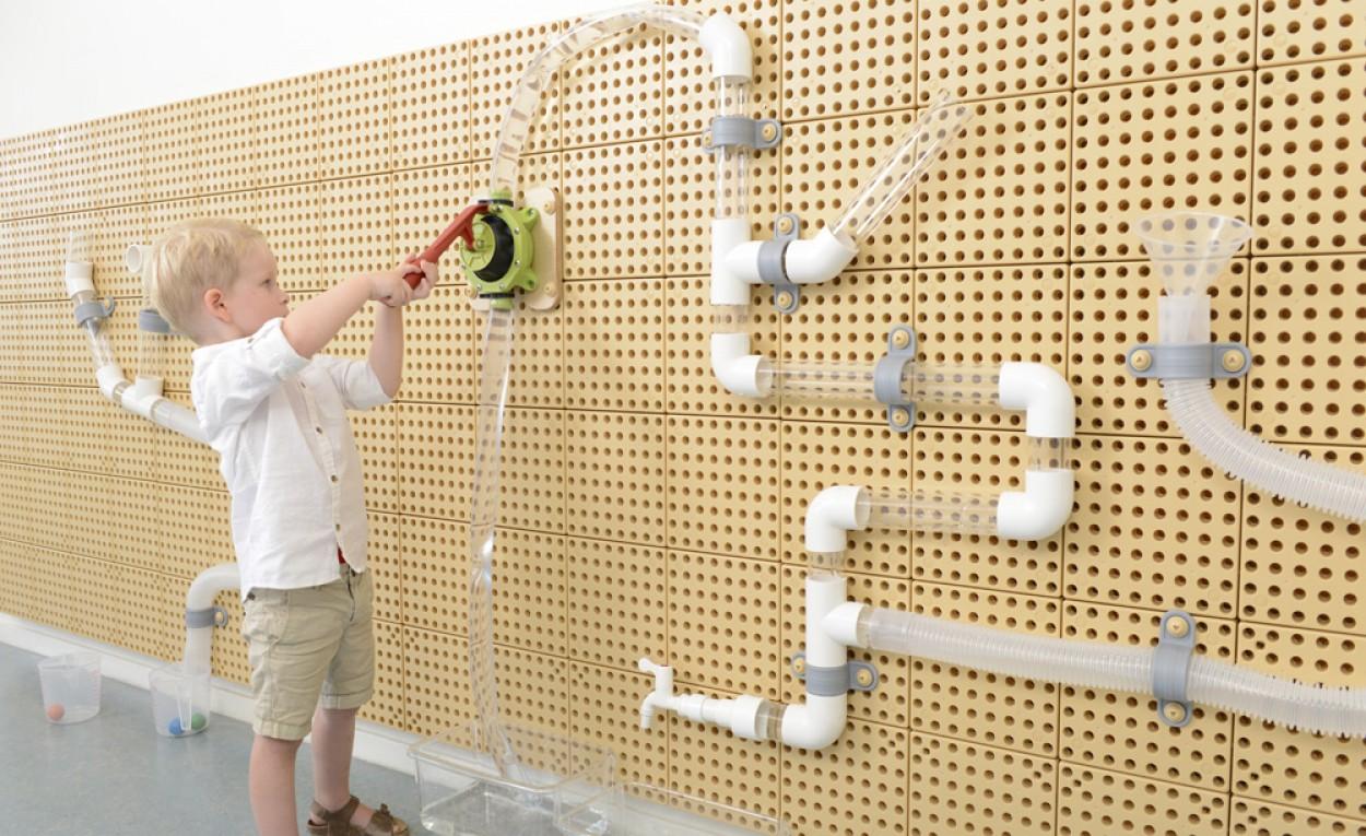 STEM WALL  119 Piece Pipe Builders' Kit