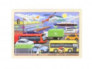 Transportation Jigsaw Puzzles