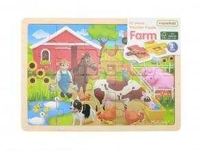 Farm Jigsaw Puzzles