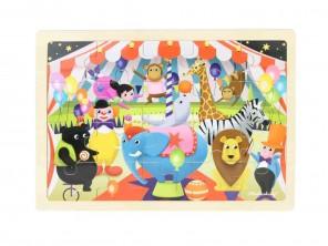Circus Jigsaw Puzzles