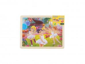 24 Piece Jigsaw Puzzle -Ballerina