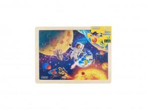 24 Piece Jigsaw Puzzle - Space Jour...