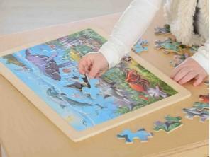 48 Piece Jigsaw Puzzle - Ocean