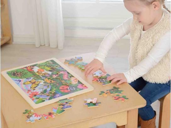 48 Piece Jigsaw Puzzle - Farm