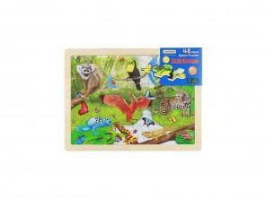 48 Piece Jigsaw Puzzle - Rainforest