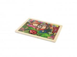 12 Piece Jigsaw Puzzle - Amazing In...