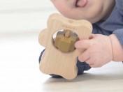 My First Rattle - Bear