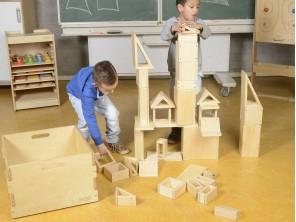 48-piece Giant Hollow Block Set