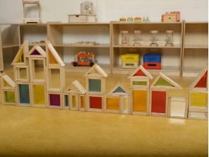 51 Pieces Assortment Set (Rainbow B...