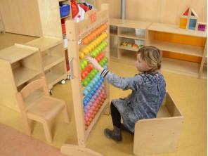 Giant Freestanding Abacus