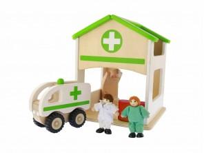 Hospital Mini Playset